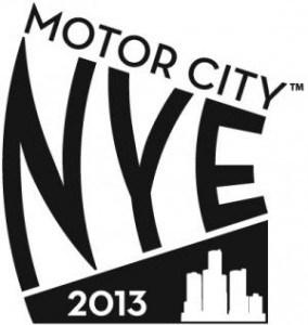 Photo courtesy Motor City NYE.