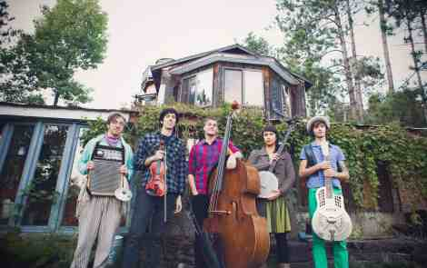 The Appleseed Collective: Making it up as they go along