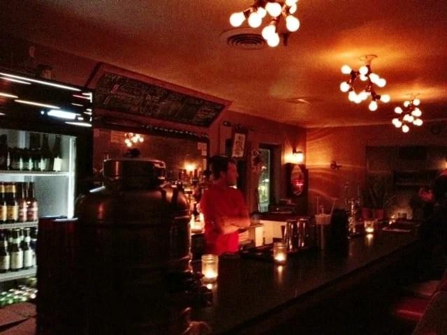 The Bar at 327 Braun Court