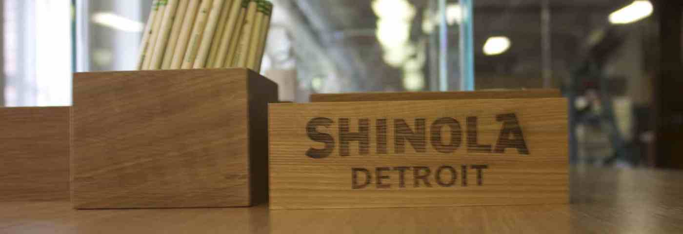 Shinola: Where America is Made in Detroit