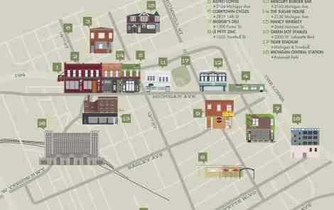 Discover Detroit's Corktown Neighborhood