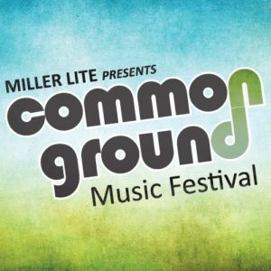 Courtesy of Common Ground Music Festival