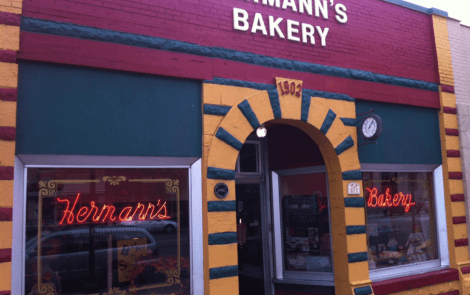 Pretty Awesome Pasties: Hermann's Bakery