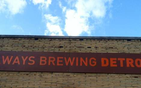 Always Brewing Detroit