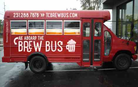 TC Ale Trail Presents: The Brew Bus