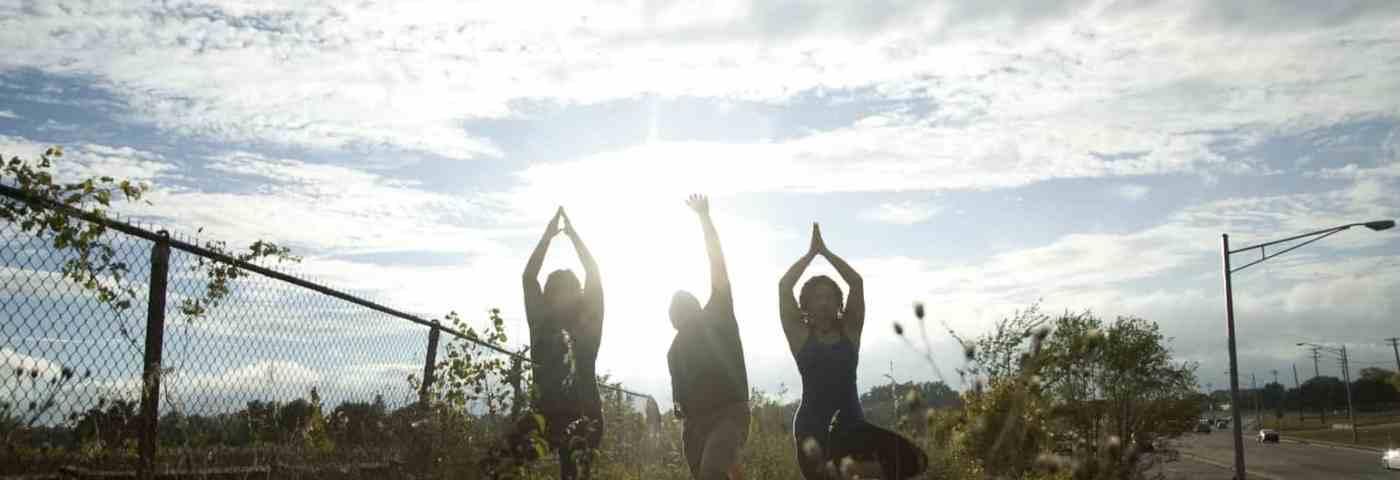 Lansing Loves Yoga