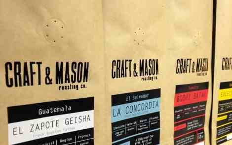 Craft & Mason Roasting Co.