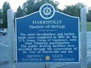 Harrisville Harbor: Michigan Sunrise Side Wine & Food Festival
