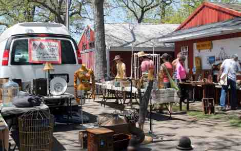 8 Reasons to Visit the Allegan Antiques Market