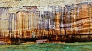 Awesome Mitten - Kayak Pictured Rocks