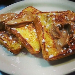 Roxy's Cafe - Peanut Butter French Toast