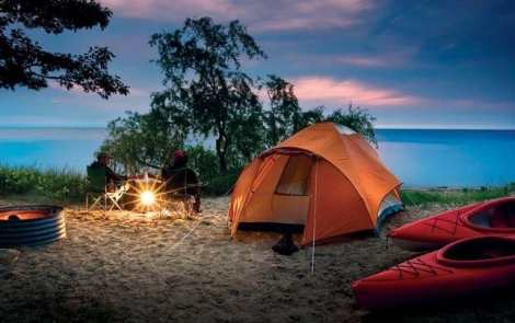 A Must See List for Michigan State Park Camping Adventures