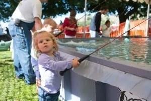 Head Upstream! Grand Haven Salmon Festival 2014