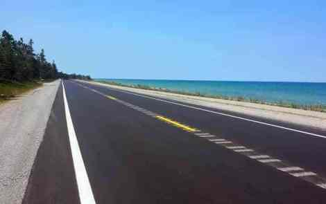 Continuing a Road Trip Up Michigan's Sunrise Coast
