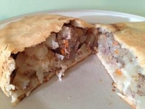 Wildwood Beef Pasty. Photo Courtesy of Beth Baerman
