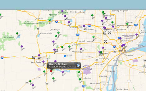Michigan Mobile Apps: Accessing the Mitten Through Your Thumbs, Part II