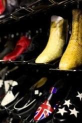 Part of Showtime's impressive men's footwear collection. Photo by Bruno Vanzieleghem (Flickr: @Bruno_VZ)