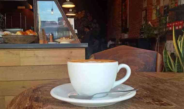 The Awesome Mitten - Hanging in Detroit Coffee Shops and Their Neighborhoods