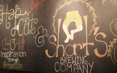Short's Brewery Takes Over HopCat Detroit Opening