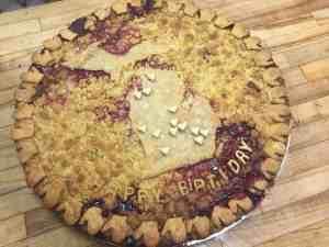 Grand Traverse Pie Company - Michigan Birthday Bakeoff