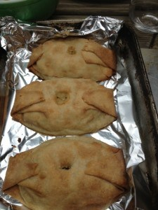 """Hunt's follows the traditional """"Yourper"""" recipe of savory, hand-crafted  pasties."""