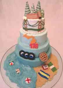 Sage's Cakes - Michigan Birthday Bakeoff