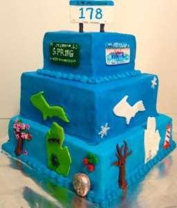 Kassie's Kakes - Michigan Birthday Bakeoff