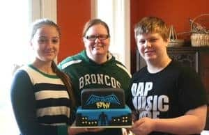 Meet Sage, Our 178th Birthday Bake-Off Winner - Awesome Mitten