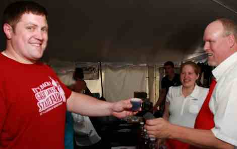 Celebrate Michigan Wine and Beer at Michigan International Speedway, May 9th