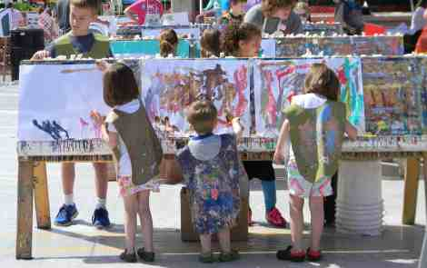 Get Hands-on at the Festival of the Arts in Downtown Grand Rapids