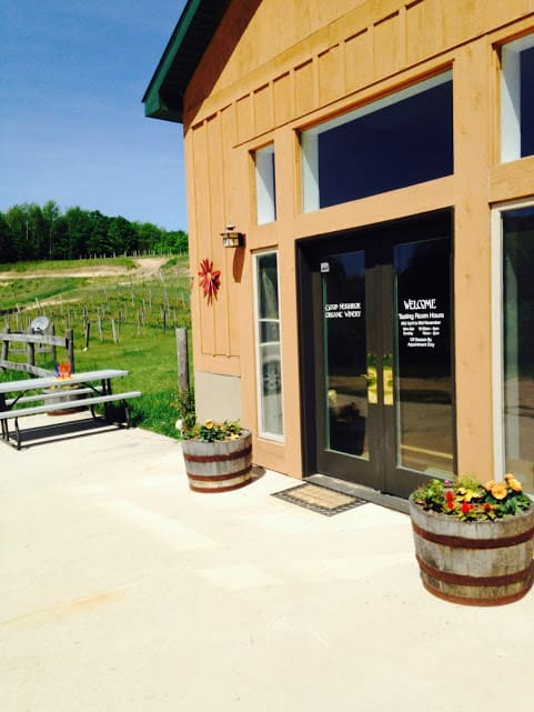 Good Neighbor Organic Winery - #MittenTrip - Leland -The Awesome Mitten