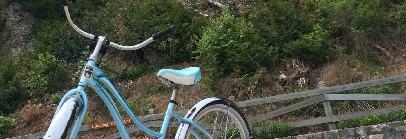 Choose Your Own Adventure: A Biking Guide to Mackinac Island