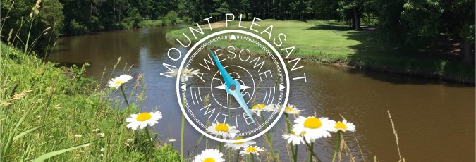 #MittenTrip Mount Pleasant - The Awesome Mitten