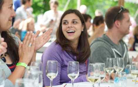 The Traverse City Wine & Art Festival is a True Art Experience