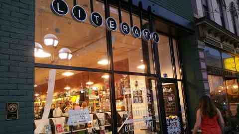 Literati Bookstore - #MittenTrip - Ann Arbor - The Awesome Mitten
