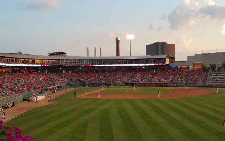 Lansing Lugnuts - #MittenTrip - The Awesome Mitten