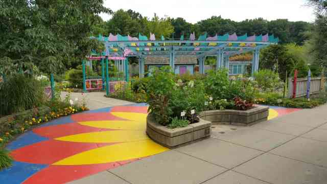 MSU 4H Children's Gardens - #MittenTrip Lansing - The Awesome Mitten