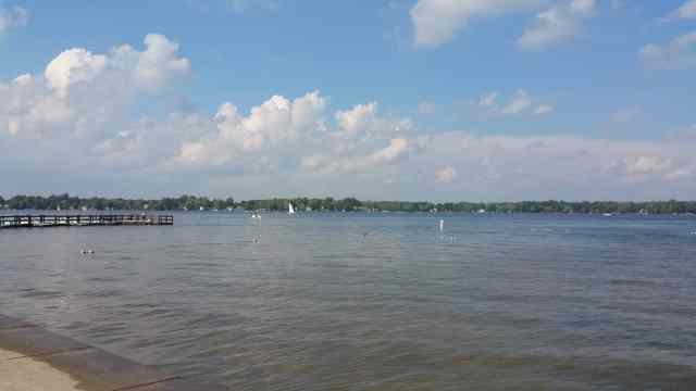 Lake Lansing - #MittenTrip Lansing - The Awesome Mitten