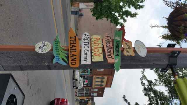 Old Town Lansing - #MittenTrip Lansing - The Awesome Mitten