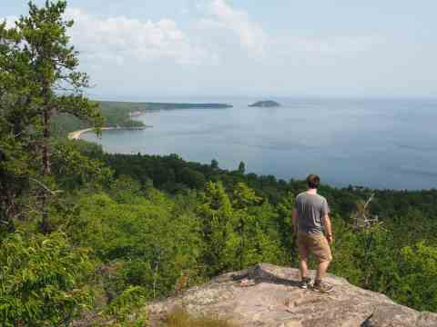 Sugar Loaf Mountain - #MittenTrip Marquette - The Awesome Mitten