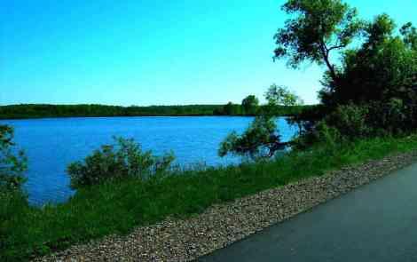 Exploring Jackson's Falling Waters Trail