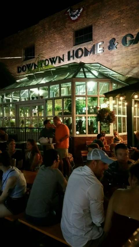 Bill's Beer Garden - #MittenTrip - Ann Arbor - Ann Arbor
