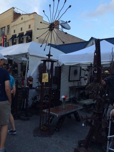 Ann Arbor Art Fair - #MittenTrip - Ann Arbor - Ann Arbor