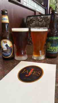 Short's Brewing & New Holland Brewing at Jake's - #MittenTrip - Saginaw - The Awesome Mitten