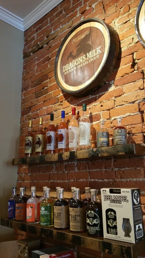 New Holland Brewing Company Spirits - #MittenTrip - GrandRapids