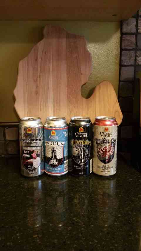 Brewery Vivant - #MittenTrip - Grand Rapids