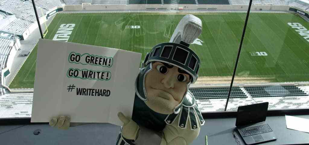Go Green! Go Write! with Lansing-Area Writers