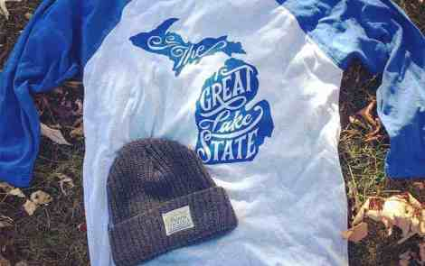 Win a Great Lakes Shirt & Peninsula Beanie!