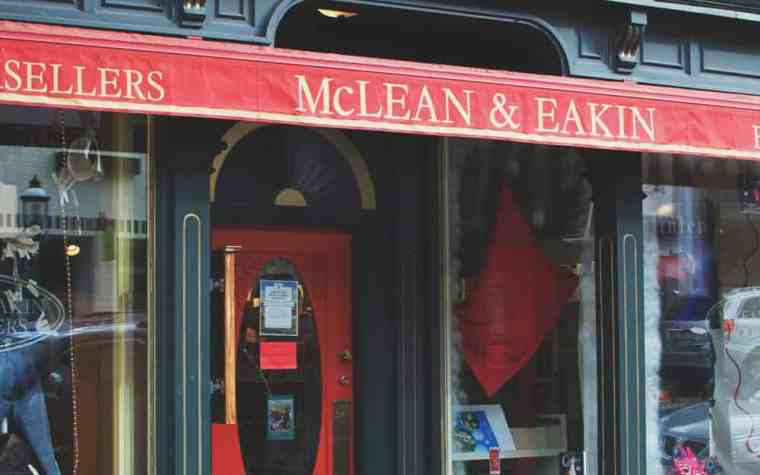 Enjoy Small-Town Charm at McLean & Eakin Booksellers - Awesome Mitten