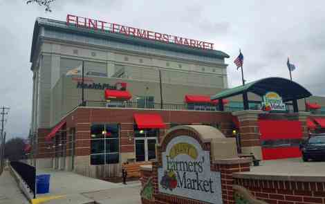 Downtown Flint: A Foodie Self Tour